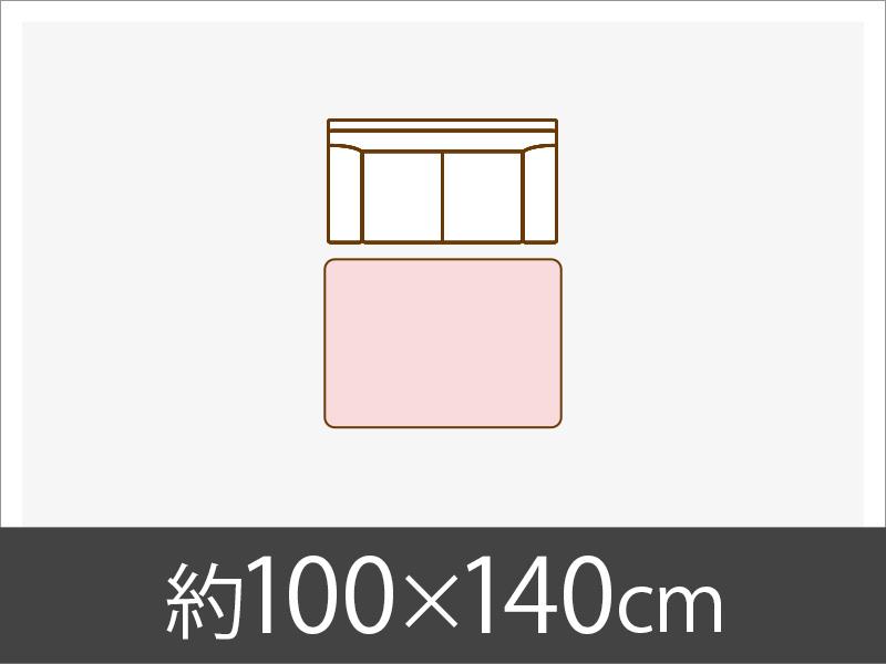 約100x140cm