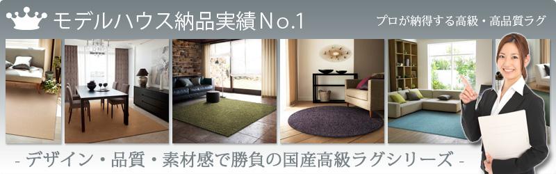 モデルハウスカーペット